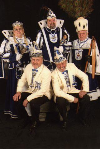 Dreigestirn Eschmar 2008
